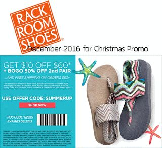 free Rack Room Shoes coupons for december 2016