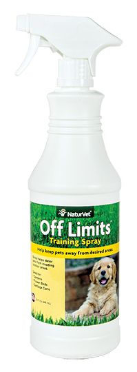 Garmon NaturVet Off Limits Organic Repellent 32 oz. | Dog | Pet Supermarket