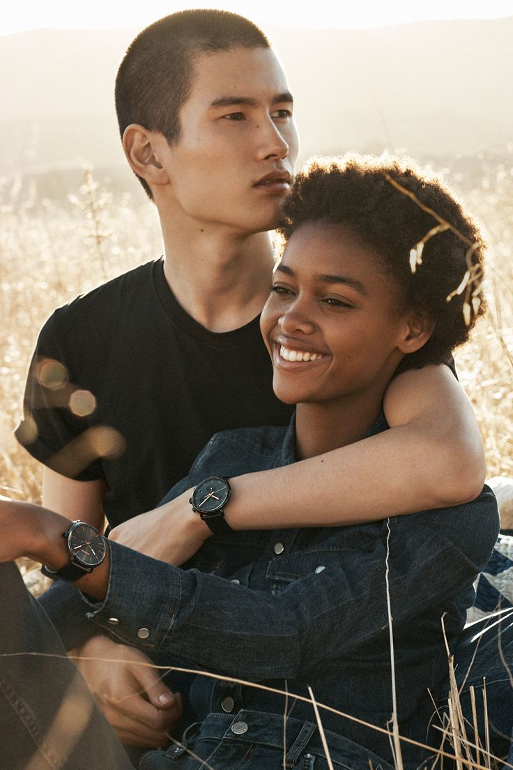 Time to spare  The CALVIN KLEIN high noon leather timepiece.  CKMINUTE 6dcfc65734