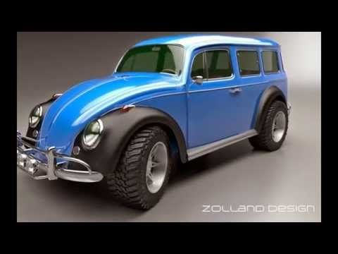 Classic VW - Beautiful SUV Concept