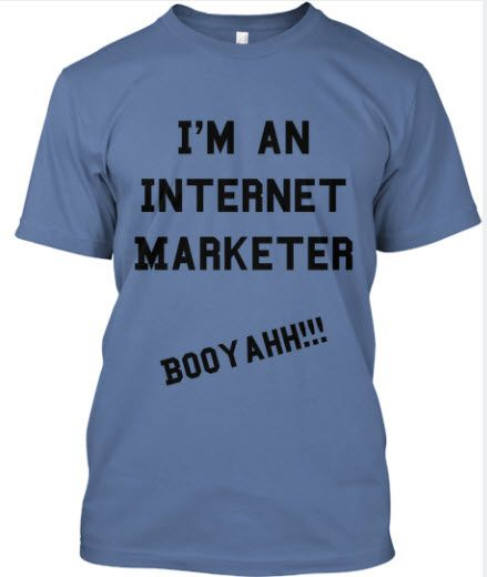 Cool t-shirt someone on facebook ads tried to sell me hehe.