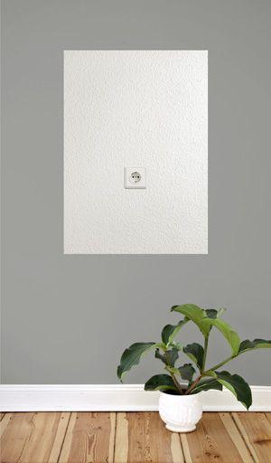 Rauhfaser-Poster: Idea