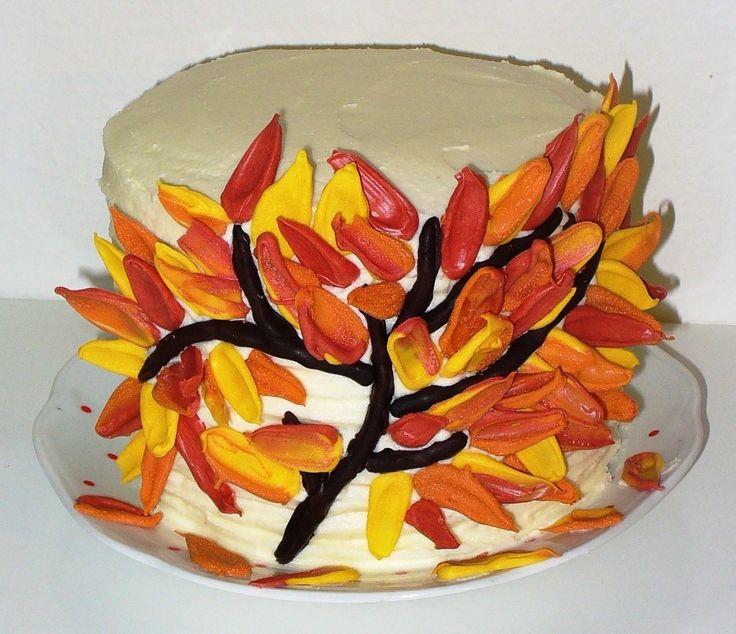 Jesenná torta