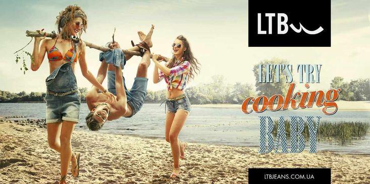 LBT Jeans y su publicidad genial @♚ Alvaro