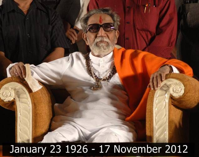 Wallpapers Bal Thackeray X Hd Images Photos 2048x1152 | #349338