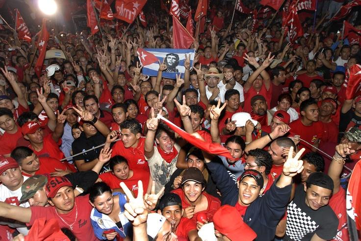 El Salvador people.