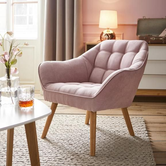 Sessel In Rosa Monique Online Kaufen Momax Sessel Haus Gemutlicher Sessel