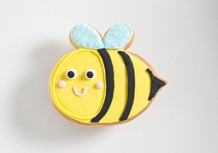Bumble bee cookies will make you 'sting' with delight!
