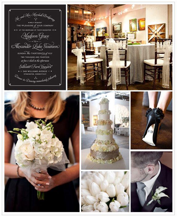 Gallery Wedding Inspiration Board