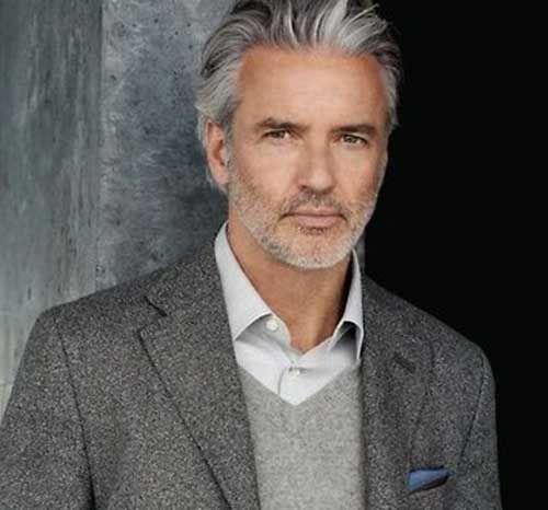 Appealing Short Hair Style for Men More