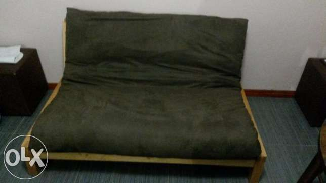 Futon (Couch / Bed) for sale Cape Town - image 1