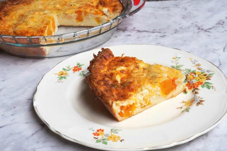 Serves 6-8 This pie is impossible by name and totally possible in nature. I should add that it's impossibly delicious too! This dish is a  kind of a cross between a pie and a frittata …