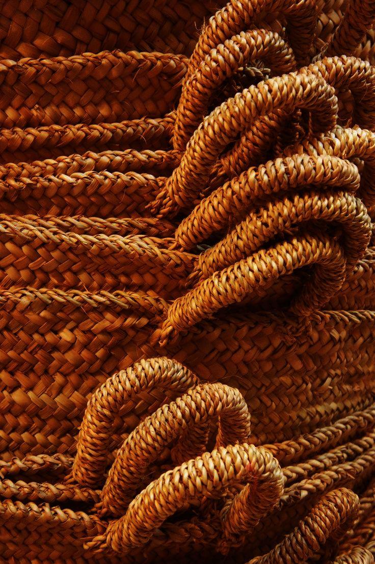 Pantone color January 2015...caramel,,,basket weave
