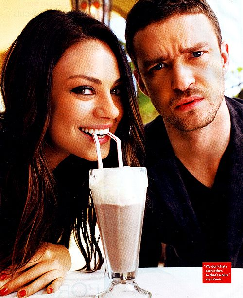 friends with benefits....hilarious movie!