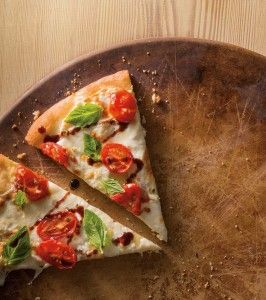 Tuscan Margherita Pizza - Your Inspiration at Home - Recipes