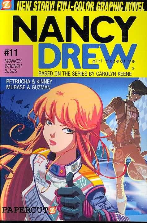 Nancy Drew Girl Detective 11: Monkey Wrench Blues