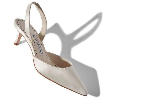 Zapatos Para Novia Manolo Blahnik 2019 Preferidos Por Las Famosas Amados Por Las Novias Manolo Blahnik Wedding Shoes Manolo Blahnik Blahnik