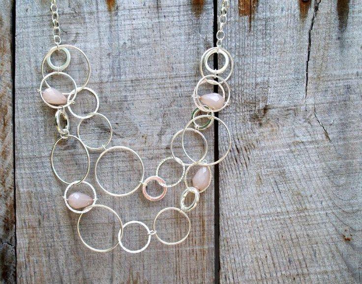 Anthro Shepherd Moon Necklace » Flamingo Toes