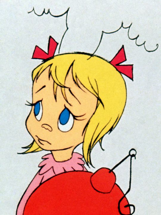 Dr. Seuss' How the Grinch Stole Christmas (TV show) Cindy Lou Who is voiced by June Foray