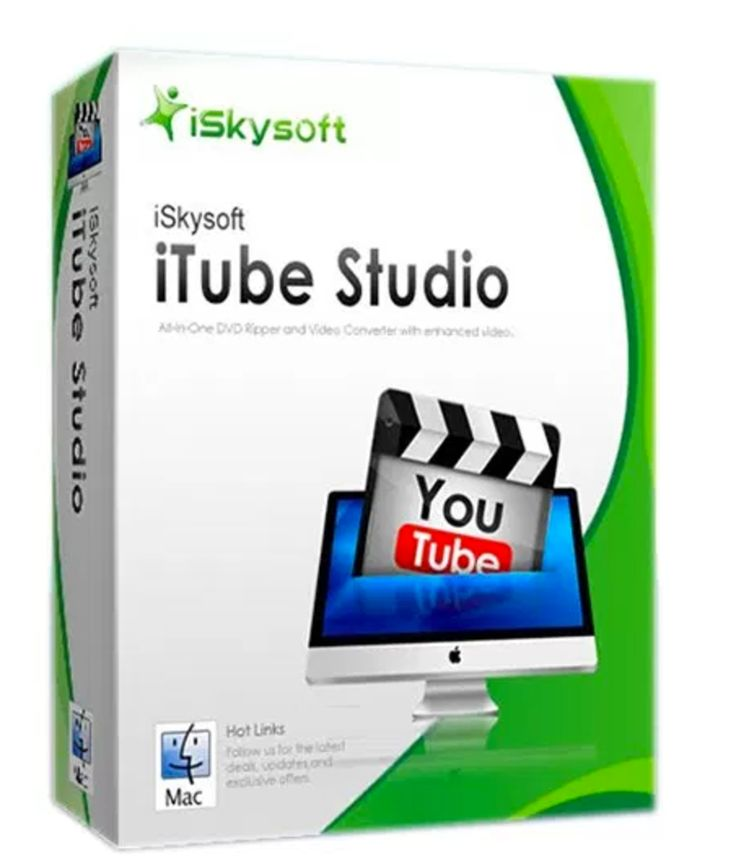 iSkysoft iTube Studio is the latest software that helps you download videos from YouTube or other online video streaming services.