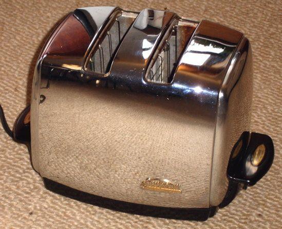 Vintage Sunbeam Toaster —