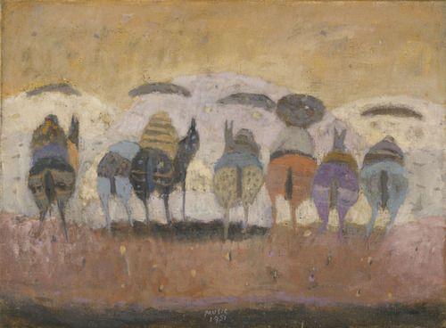 Antonio Zoran Music. Dalmatian Scene. 1951