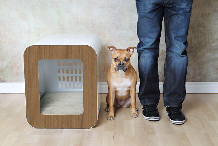 Kooldog Modern Dog House - Dog Milk