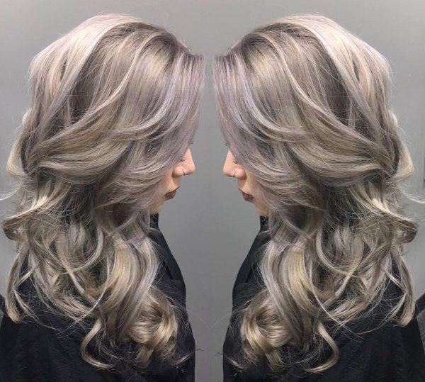 Graue haare alternative zum farben