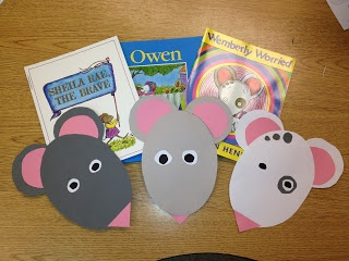 Art/ Kevin Henkes author study - First Grade Spies