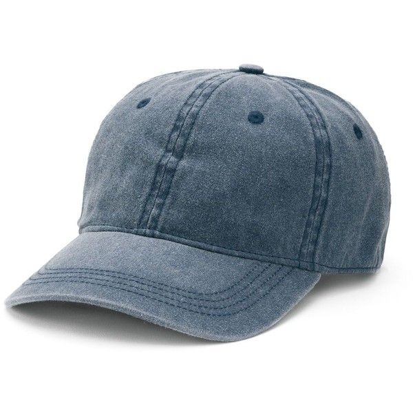 trendy baseball hats 2017 fashion caps uk faded finish women denim cap worn 2015