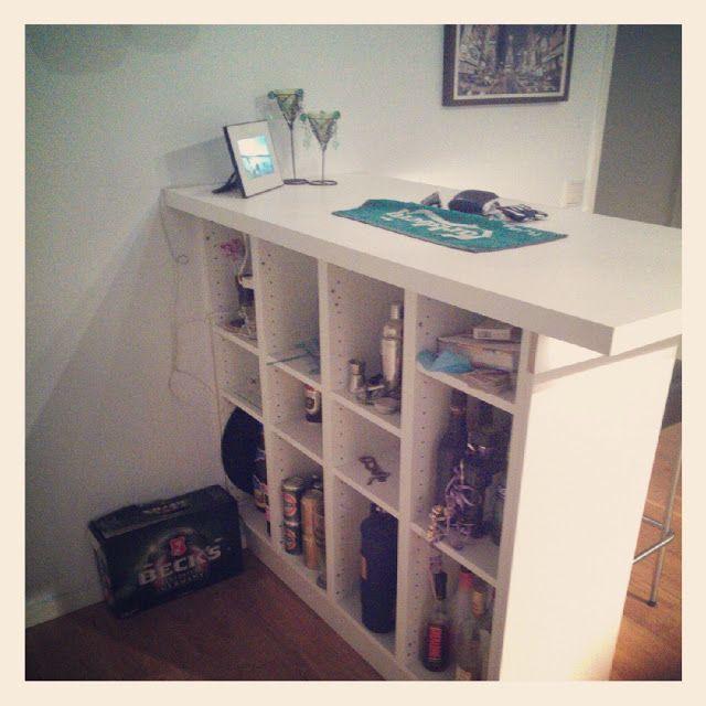 Ikea Hack Kitchen Cabinets: Kitchen Cabinets As A Bar - IKEA Hackers
