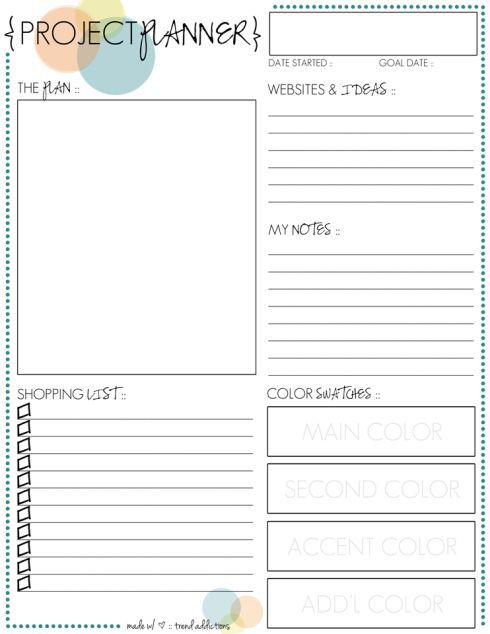 54 best images about Project Planning on Pinterest   Strategic ...