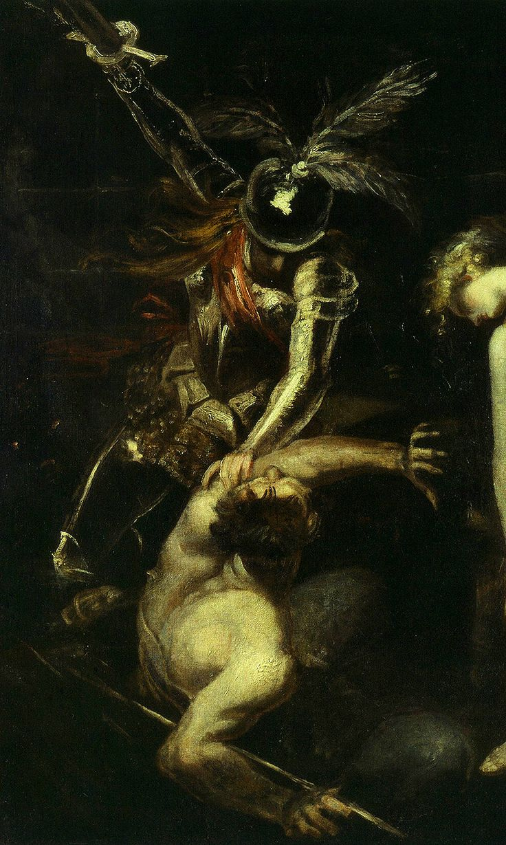 a visual analysis of the night mare by john henry fuseli Henry fuseli, who lived from 1741 which some scholars believe represents the 'night-mare' of the title  henry fuseli: biography, paintings & the nightmare.