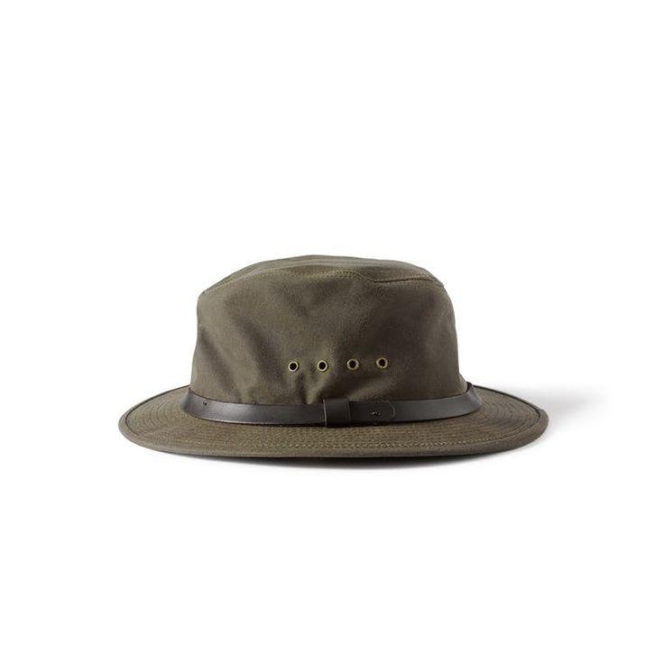 Shelter Cloth Packer Hat - Otter Green - M