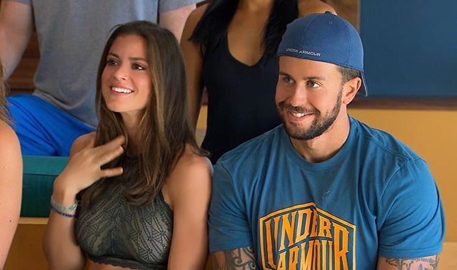 Happy or nervous? Find out tonight 10/9 c #mtv #rivals3 #thechallenge @jamiebanks_mtv