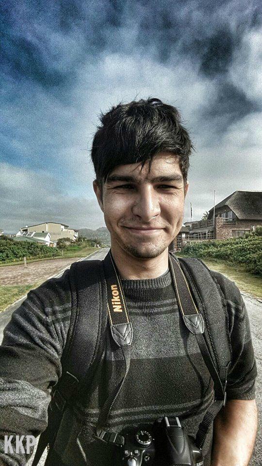 Keegan Kiley Selfie