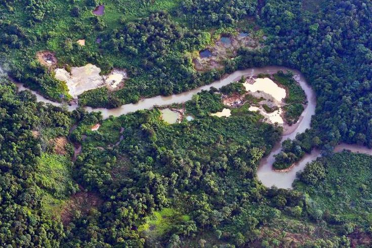 Places around the world already affected by climate change - January 29, 2018.  AMAZON RAINFOREST – SOUTH AMERICA - The world's largest tropical rainforest, that roughly covers 40 percent of the continent, has not only experienced rising deforestation but also extreme drought that has left the forest susceptible to fires says a report published by the United Nations Environment Program. Entire species of vegetation are on the brink of extinction.