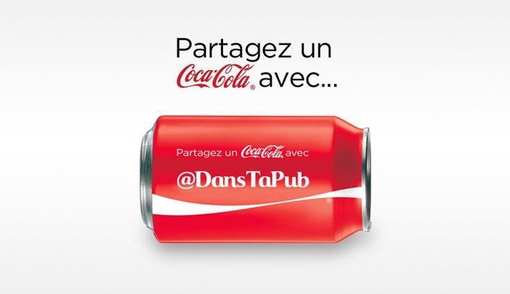 Deviens le héros de la plus grande opération digitale Coca-Cola !