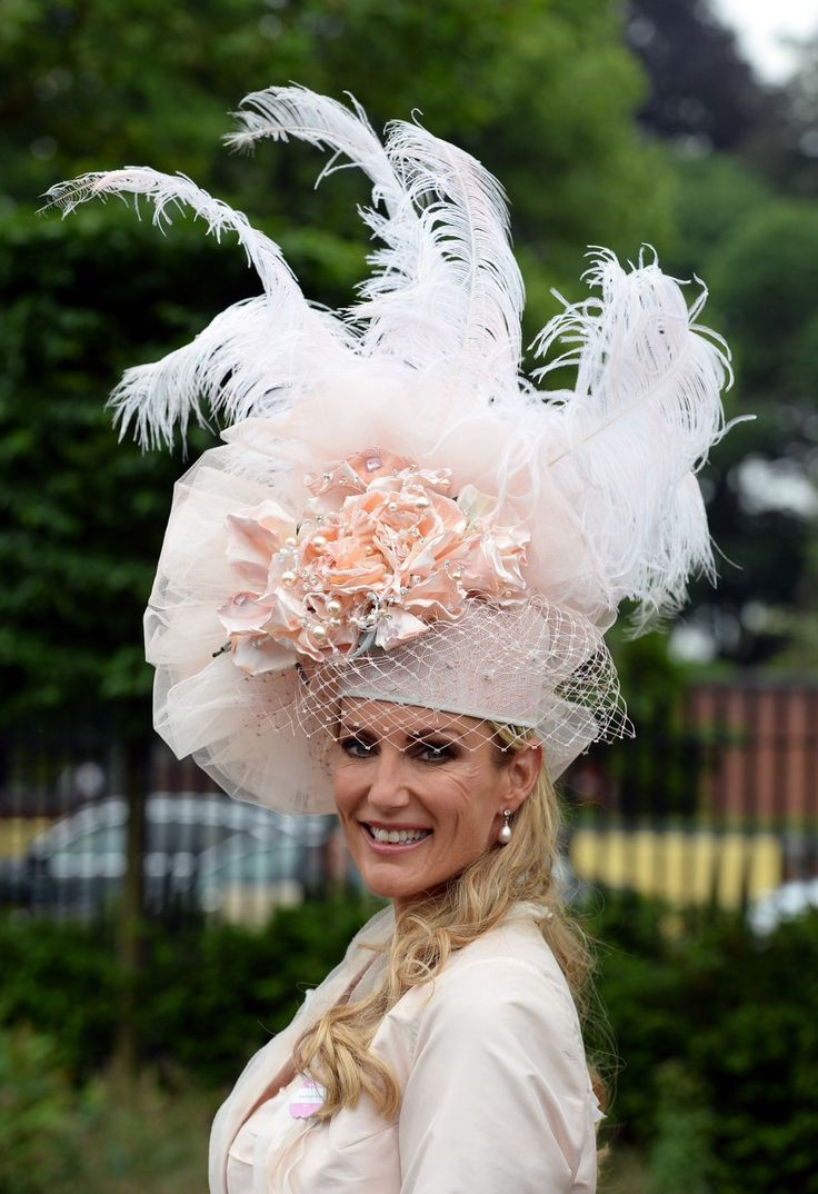 #Royal #Ascot #Hats  Royal Ascot 2013.  Hat created by Eleda Hats, Leeds UK  www.eledahats.co.uk
