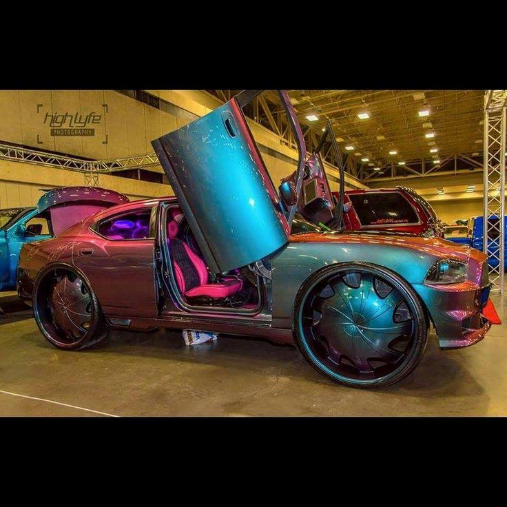 best 25 custom painted cars ideas on pinterest candy paint cars custom cars and custom car. Black Bedroom Furniture Sets. Home Design Ideas