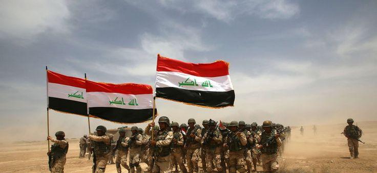 Są pieniądze, brakuje chęci, dowódców, wiary. Szereg problemów irackiego wojska #ISIS #terroryzm