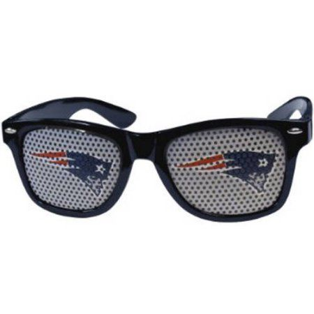 NFL New England Patriots Game Day Shade Sunglasses, Black