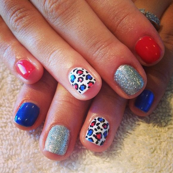 Get 4th Of July Ready With These 52 Nail Designs photo Callina Marie's photos