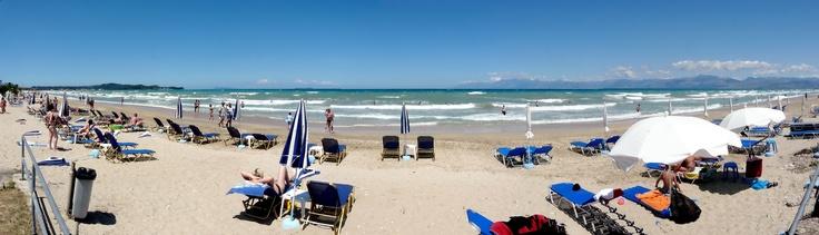 Acharavi, Corfu.