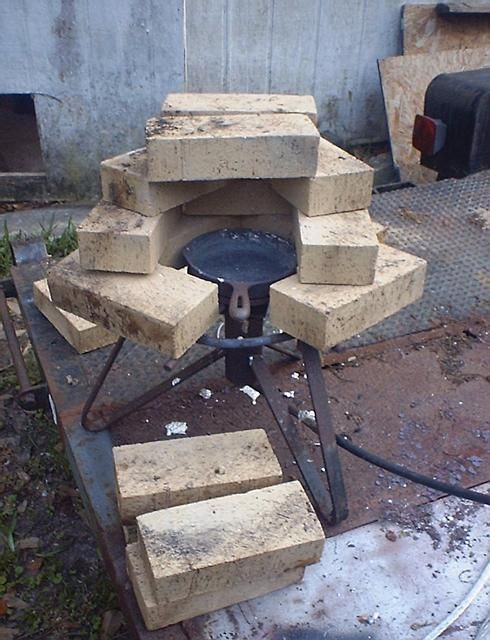Fire Brick Foundry : Best images about foundry construction on pinterest