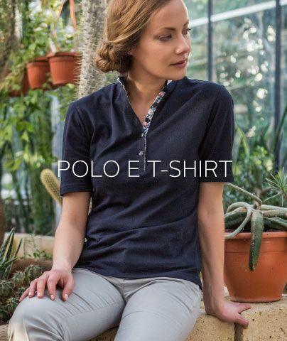 #polo e #t-shirt in #purocotone perfette per l'arrivo del caldo estivo #pe2015 #polopiquet #purecotton