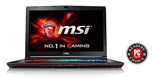 """awesome MSI GE72 Apache Pro-070 17.3"""" SLIM AND LIGHT GAMING LAPTOP NOTEBOOK i7-6700HQ Geforce GTX970M 16G 128GB SSD + 1TB WIN 10"""