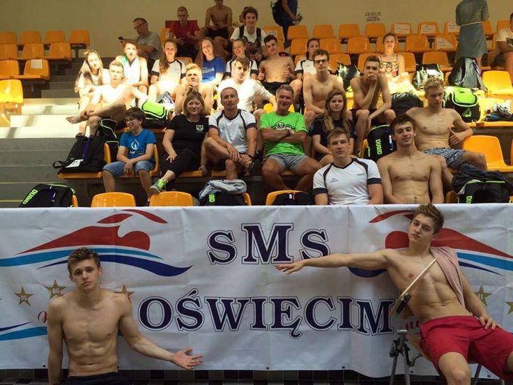 Oświęcimski SMS na szczycie Ogólnopolskiej Olimpiady Młodzieży – FOTO #Oświęcim  #Opole  #olimpiada  #Unia  #pływanie  #pływacy  #SMS