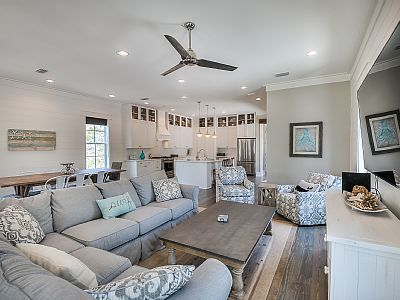 Gorgeous beach house for rent in Seacrest Beach, FL 30A  30a Vacay~Pirate's Smile