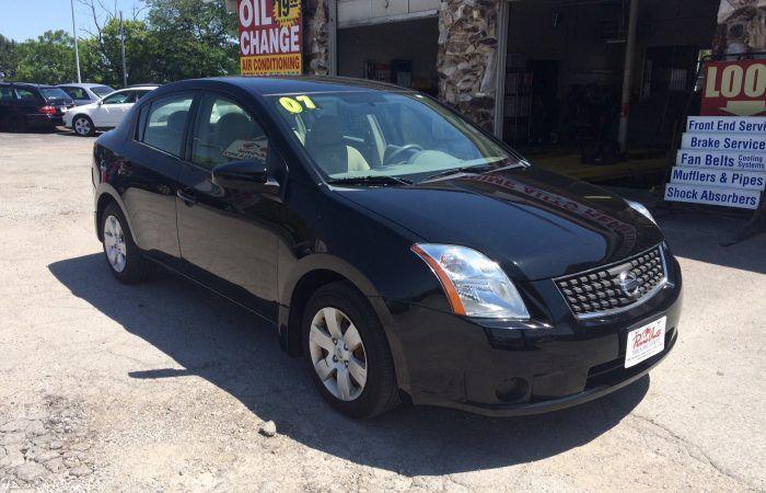 2007 Nissan Sentra | $5995 | Prime Auto Sales - Omaha, NE | 402-715-4222 | #nissan #sentra #japanese #family #gassaver #auto #omaha #primeauto